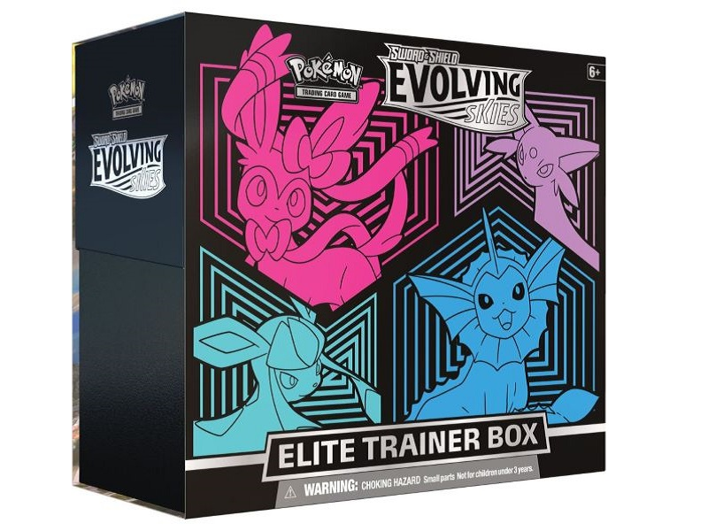 Sword & Shield 7 Elite Trainer Box