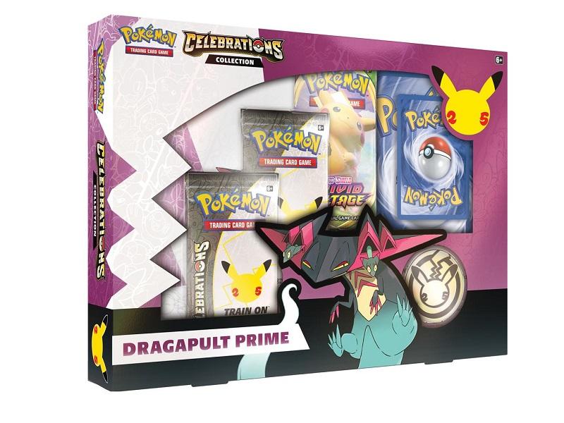 25th Anniversary- COLL. BOX DRAGAPULT PRIME