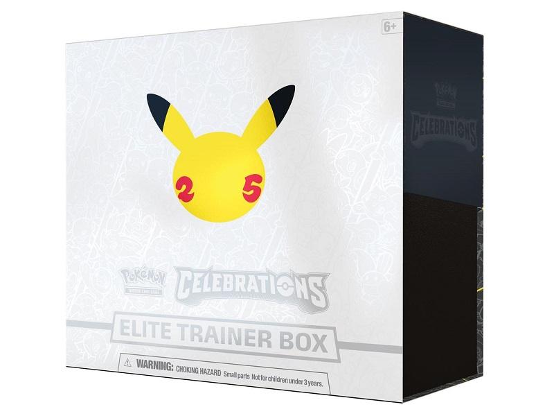 25th Anniversary- ELITE TRAINER BOX