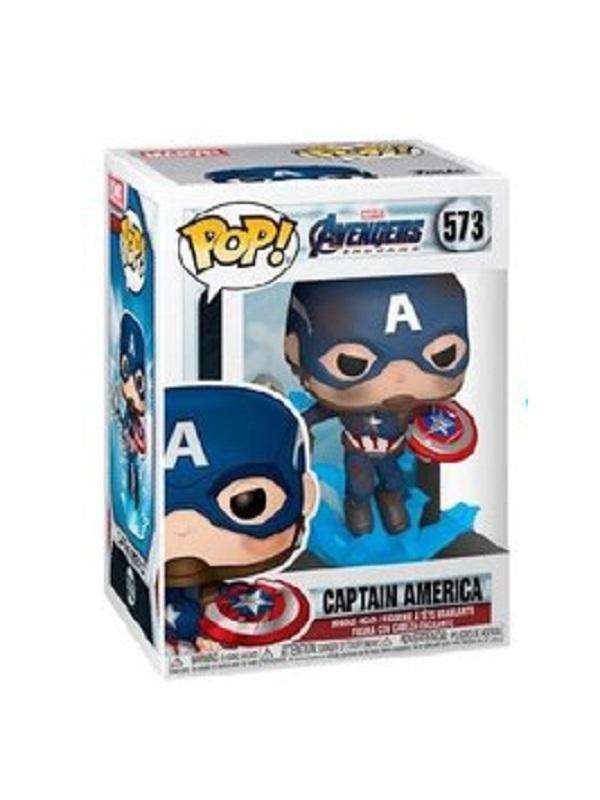 Avengers Captain America - 573
