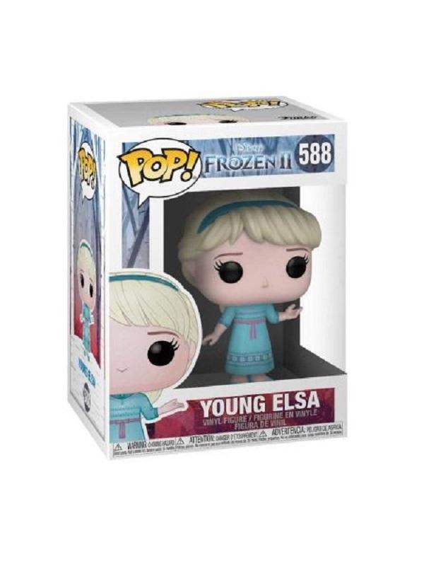Young Elsa - 588