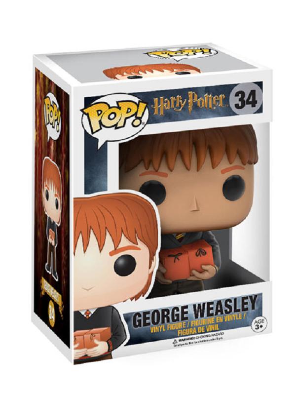 George Weasley - 34