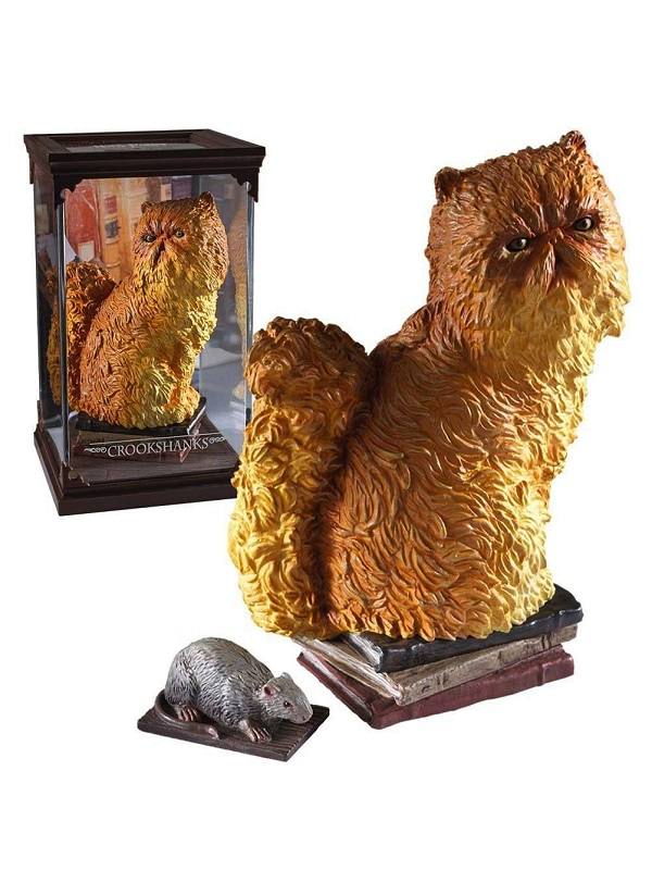 Harry Potter- Figure créature magique - Crookshanks