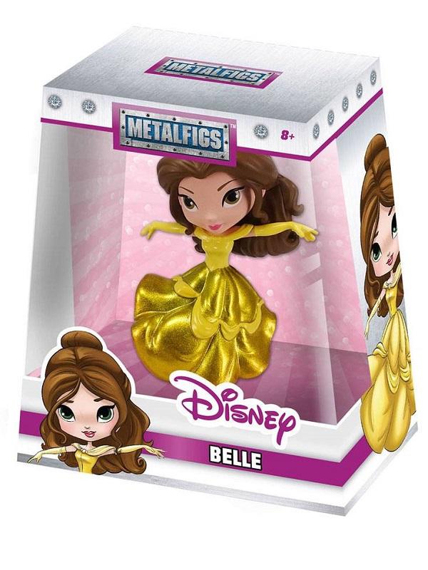 Belle- Metalfigs Mini figure (gele)