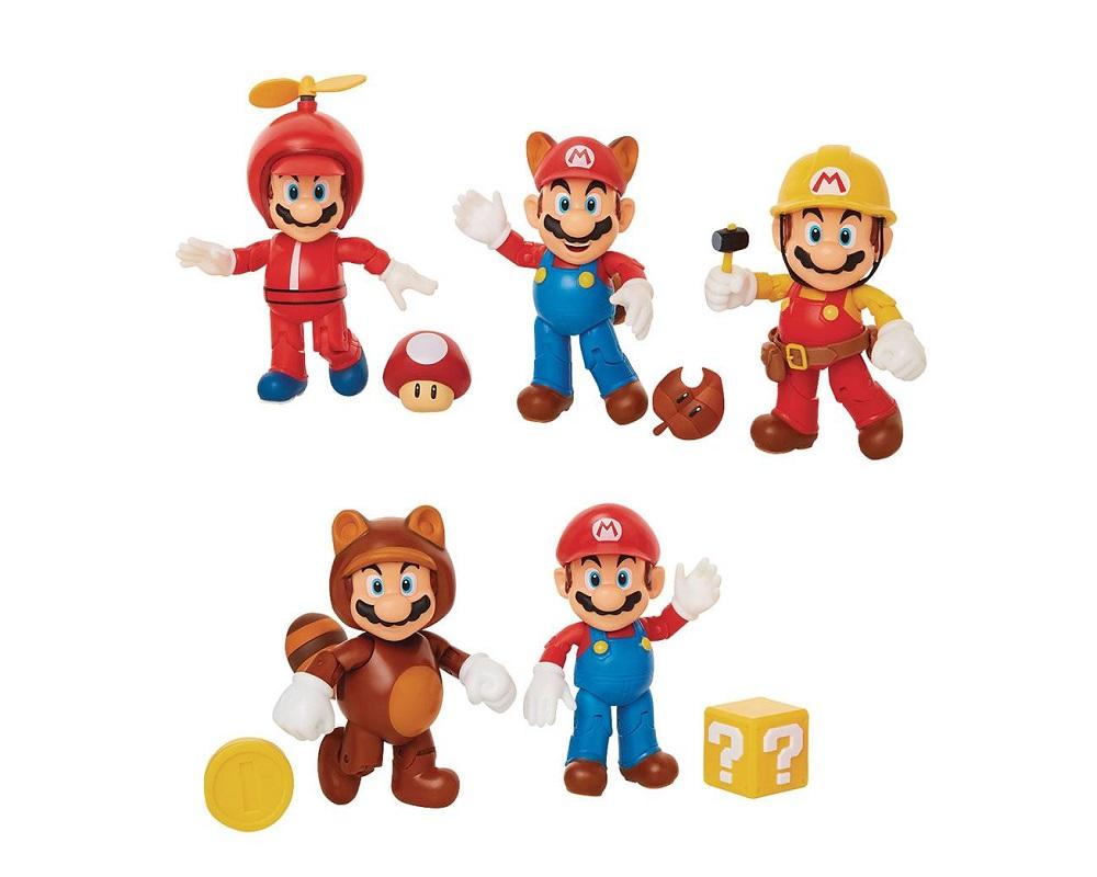 Nintendo- Mario- action figure 10cm