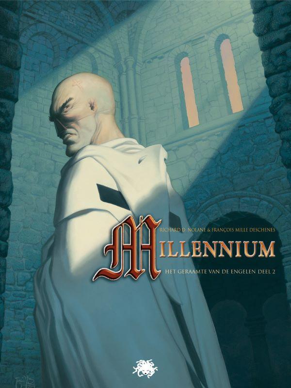 Millennium 2- Het geraamte van de engelen