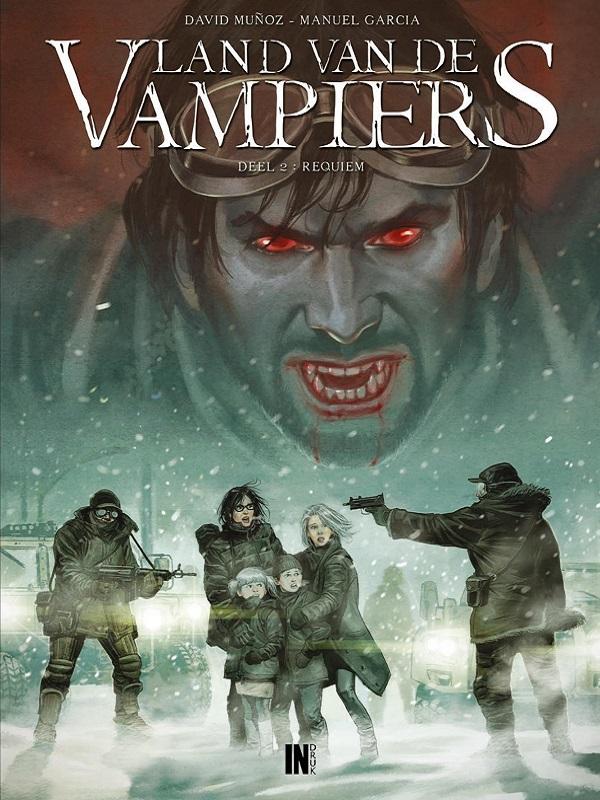 Land van de vampiers 2- Requiem
