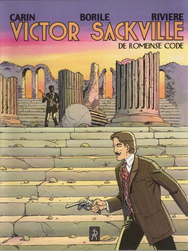 Victor Sackville 20- De romeinse code