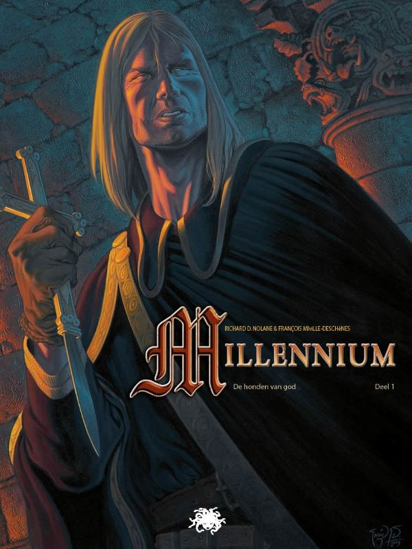 Millennium 1- De honden van God