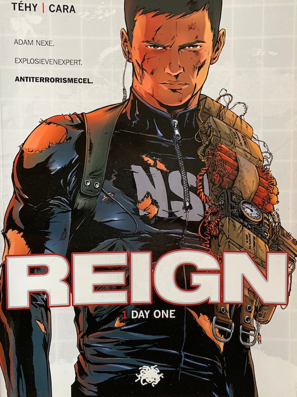 Reign 1 - Day one