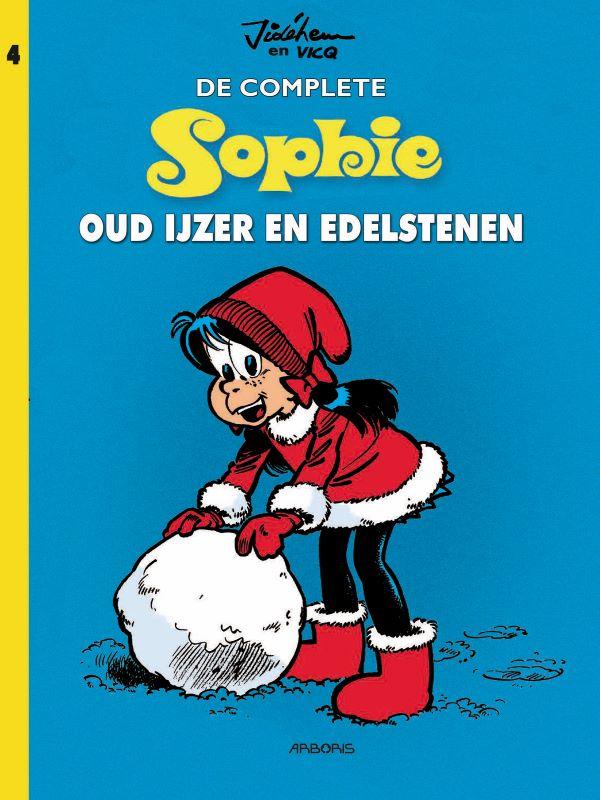 Sophie 4 integraal- Oud ijzer en edelstenen