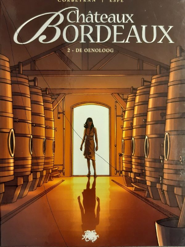 Chateaux Bordeaux 2- De oenoloog