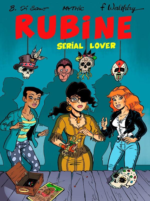 Rubine 14- Serial Lover - LUXE