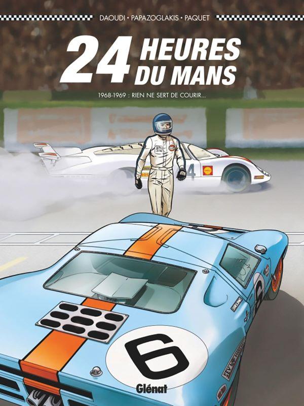 Plankgas, collectie: 24 uren van Le Mans 2- 1968-1969