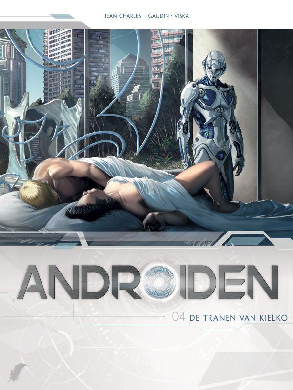 Androiden 4- De tranen van kielko