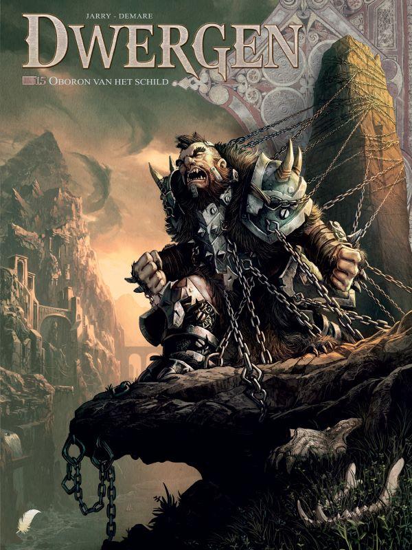 Dwergen 15- Oboron van het Schild SC
