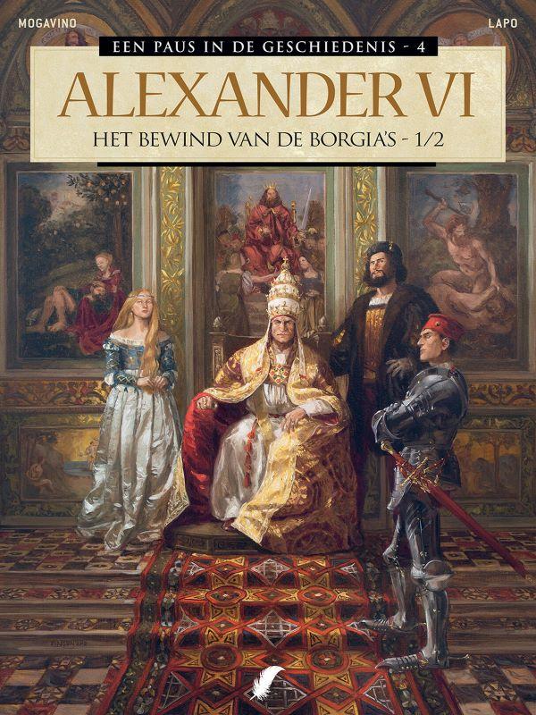 Een paus in de geschiedenis 4- Alexander VI