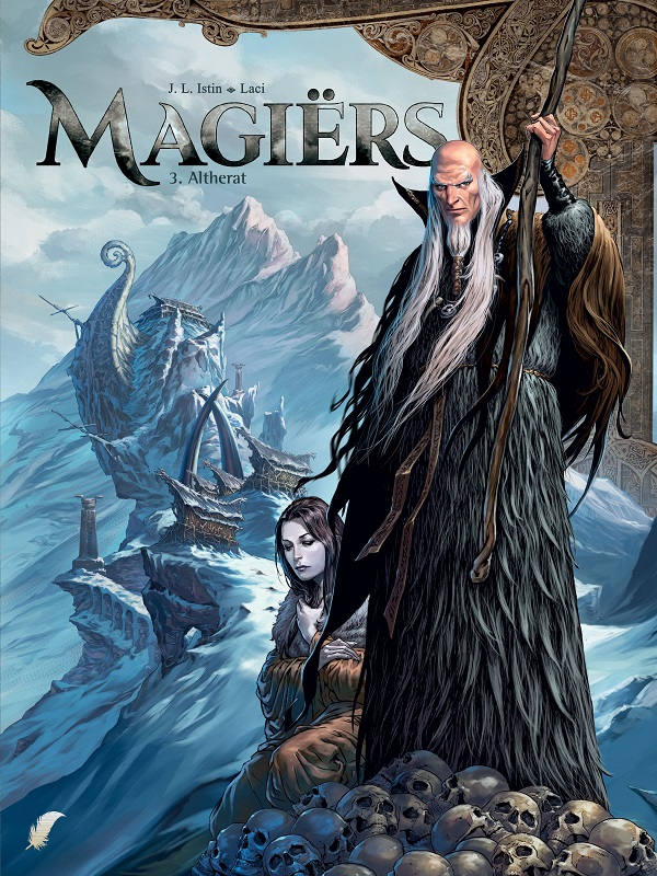 De Magiërs 3- Altherat