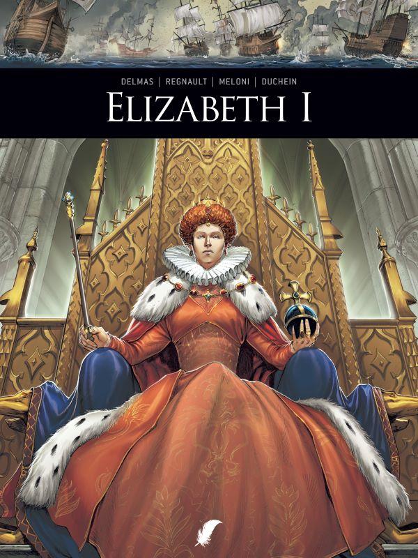 Zij schreven geschiedenis-  Elisabeth