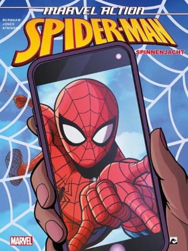 Spider-man, Spinnenjacht