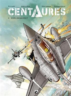 Centaures 2- Oorlogskreet