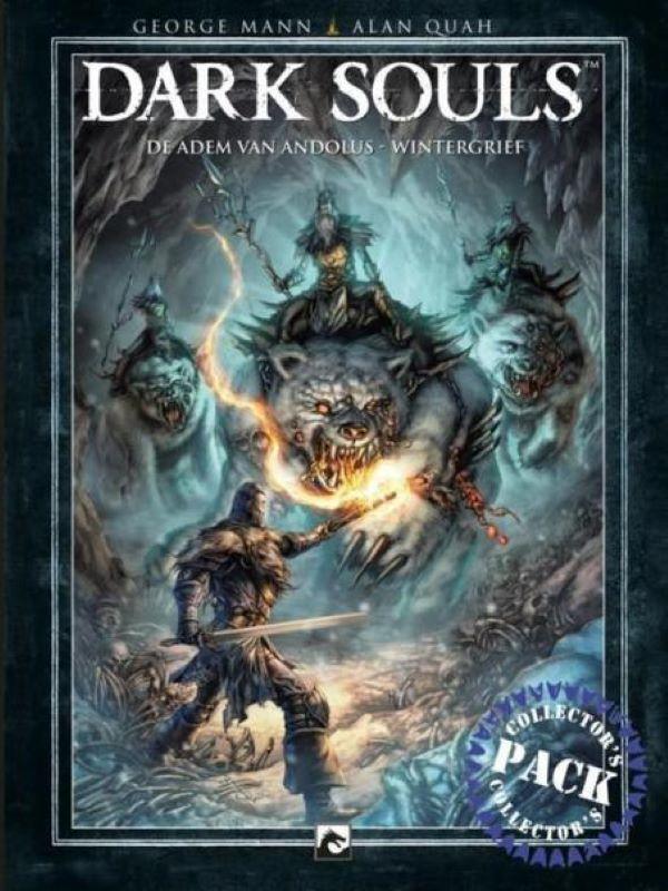 Dark souls collector's pack