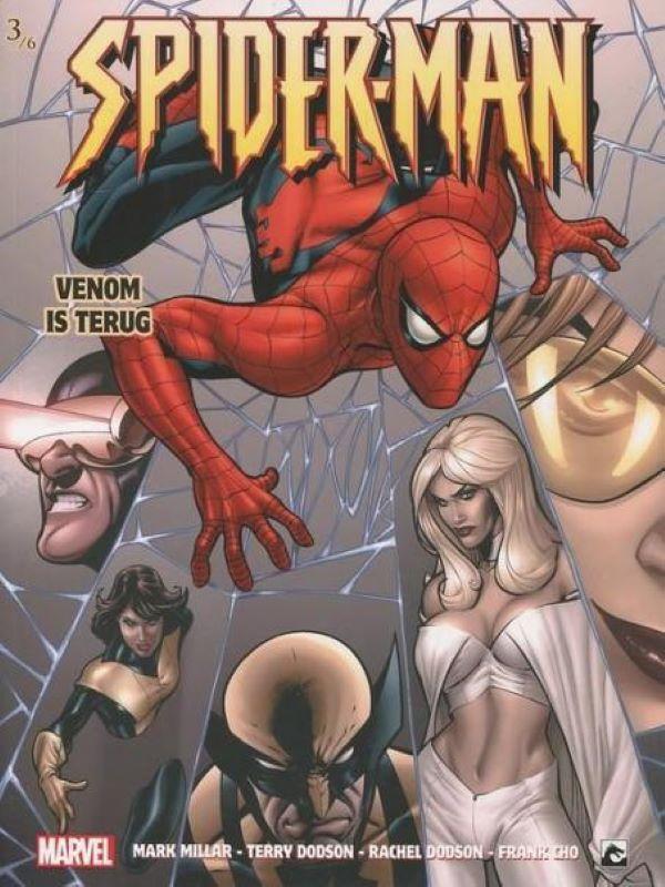 Spider-man 3- Venom is terug