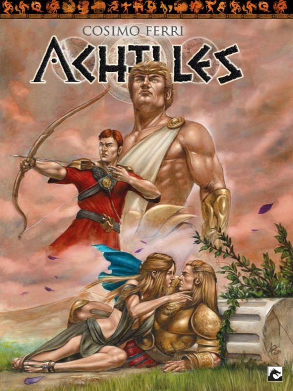 Achilles 3- Van ijzer en vlees