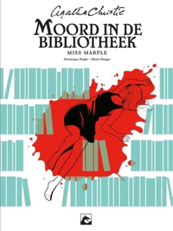 Agatha Christie 3- Moord in de bibliotheek