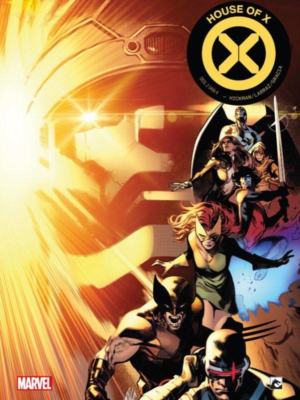 House of X / Powers of X deel 2