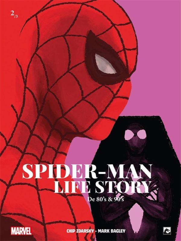 Spider-man Lifestory 2- De 80's & 90's