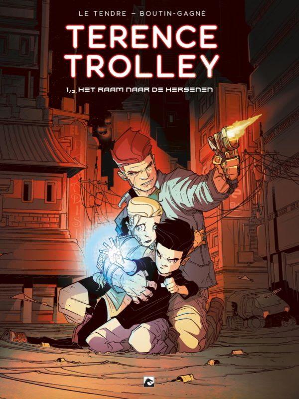 Terrence Trolley 1- Het raam naar de hersenen