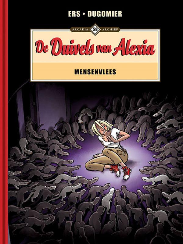 Arcadia archief 58- De Duivels van Alexia: Mensenvlees