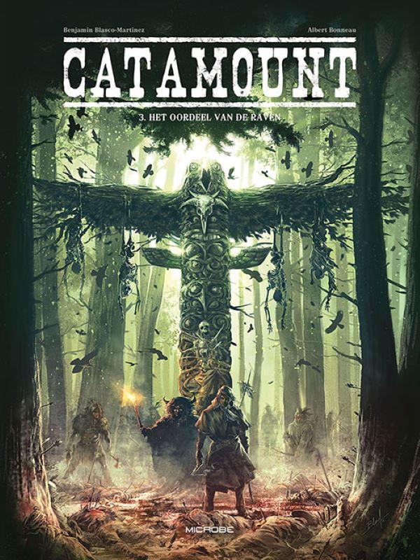 Catamount 3- het oordeel van de raven