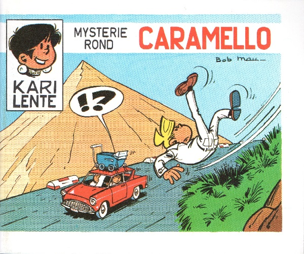 Kari lente- Mysterie rond Caramello
