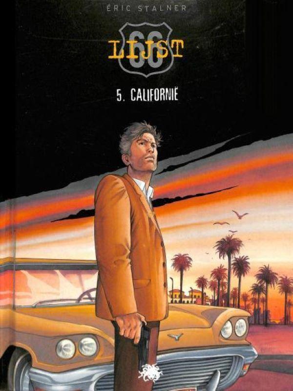 Lijst 66 5- Californië