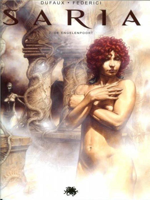 Saria 2- De poort van de engel