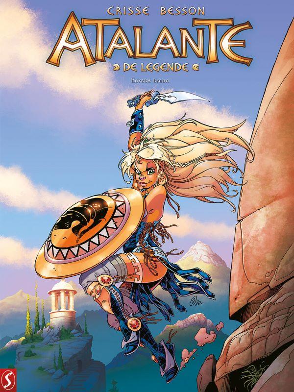 Atalante, de legende Special- Eerste traan