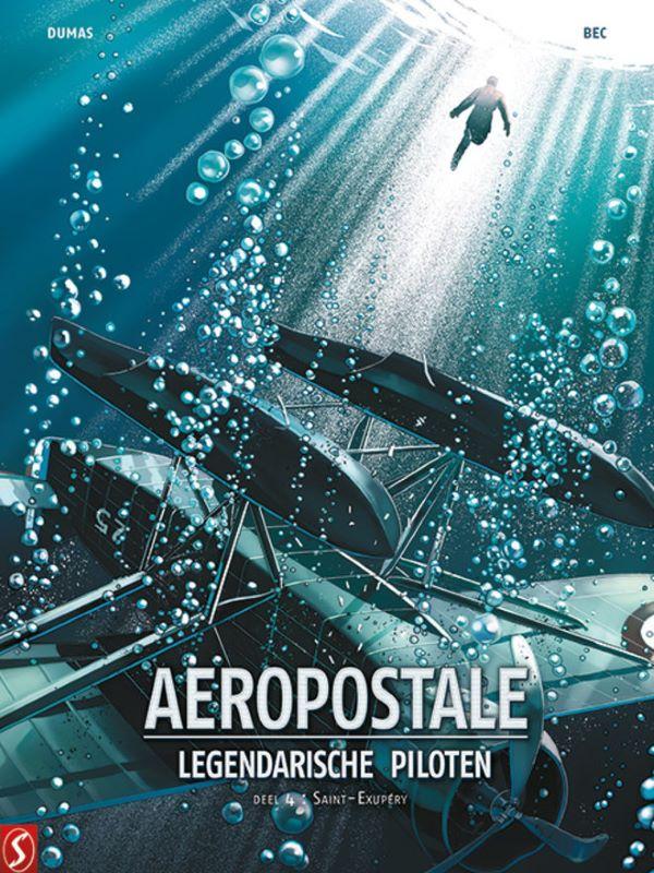 Aeropostale 4- Saint-Exupery