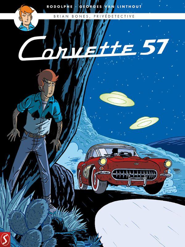 Brian Bones, privédetective 3- Corvette 57