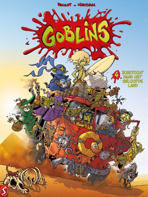 Goblins 4 – Zoektocht naar het beloofde land