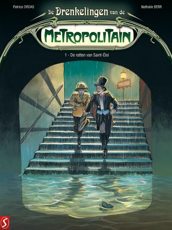 Drenkelingen van de Metropolitain 1- De ratten van Saint-Eloi