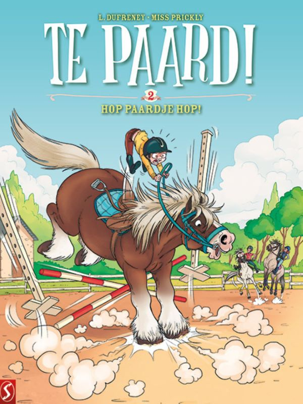 Te paard 2- Hop paardje hop!